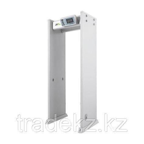 Арочный металлодетектор ZKTeco ZK-D4330, 33 зоны, степень защиты IP65, фото 2