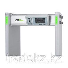 Арочный металлодетектор ZKTeco ZK-D4330, 33 зоны, степень защиты IP65, фото 3