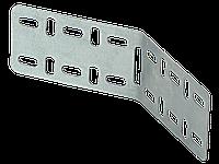 Пластина соединительная регулируемая h=100мм IEK