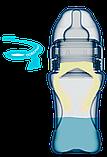 Бутылочка Flori с отсеком для смеси, фото 4