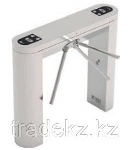 Турникет-трипод тумбовый ZKTeco TS01 RF с RFID считывателями, фото 2