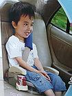 Новый Бустер Kidstar. Детское автомобильное сидение с подстаканником., фото 5