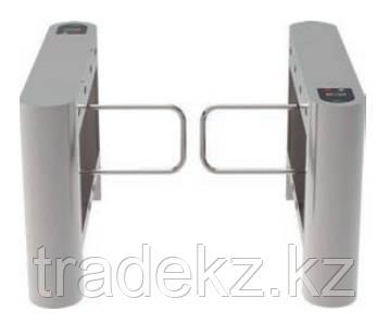 Турникет распашной тумбовый ZKTeco SB 01 RF с RFID считывателями, фото 2