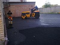 Дорожные работы в Астане
