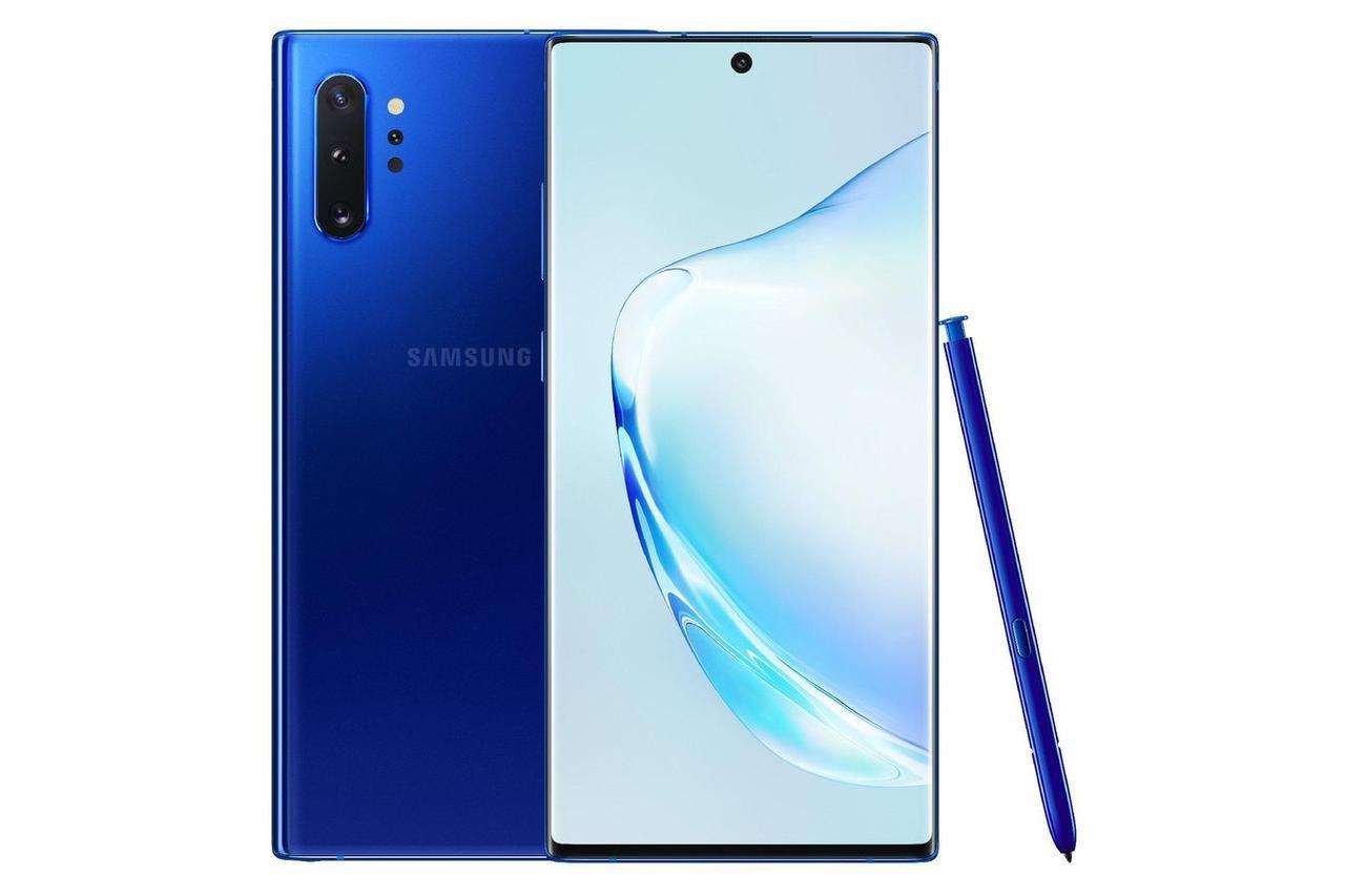 Samsung Galaxy Note 10 Dual 8/256GB Blue