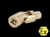 Универсальный соединитель (шарнир карданный) искробезопасный