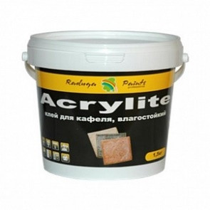 Клей Acrylite для кафеля