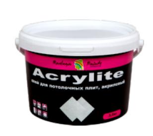 Клей Acrylite для потолочных плит