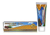 Зубная паста прополисная с живицей и экстрактами трав