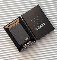 """Зажигалка """"Zippo"""" матовая, в подарочной коробке., фото 1"""
