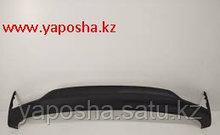 Задний бампер Hyundai Accent Solaris 2017-/Нижняя часть/,бампер Хендай Акцент,