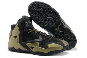 Баскетбольные кроссовки Nike LeBron 11 (XI)  Gold, фото 2