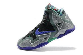 Баскетбольные кроссовки Nike LeBron 11 (XI) Silver, фото 2