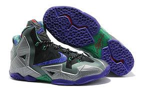 Баскетбольные кроссовки Nike LeBron 11 (XI) Silver