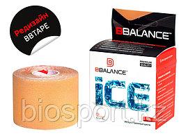 Кинезио тейп, BB Tape ICE 5 см × 5 м, Шелк