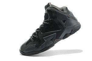 Баскетбольные кроссовки Nike LeBron 11 (XI) Black, фото 2