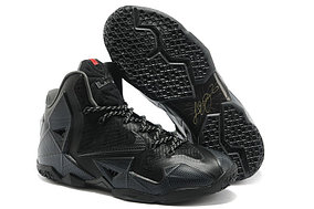 Баскетбольные кроссовки Nike LeBron 11 (XI) Black