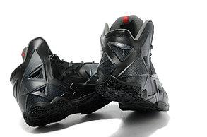 Баскетбольные кроссовки Nike LeBron 11 (XI) Black, фото 3