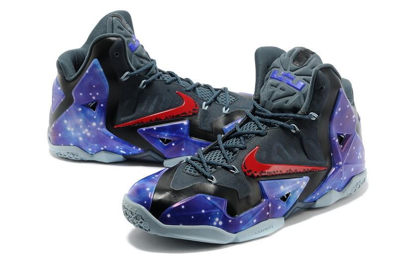 Баскетбольные кроссовки Nike LeBron 11 (XI) Elite Space