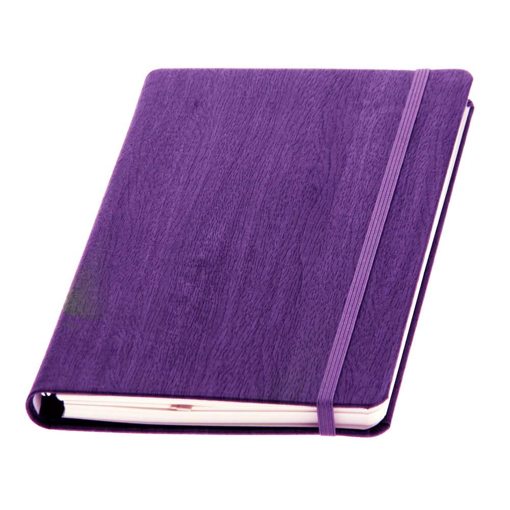 Блокнот Gardena (фиолетовый)