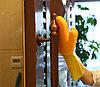 Перчатки латексные с мягкой комбинированной губкой №4