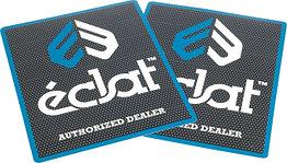 Eclat  наклейка Authorized Dealer