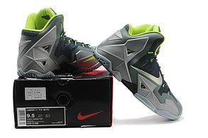 Баскетбольные кроссовки LeBron 11 (XI) Carbon Series, фото 3