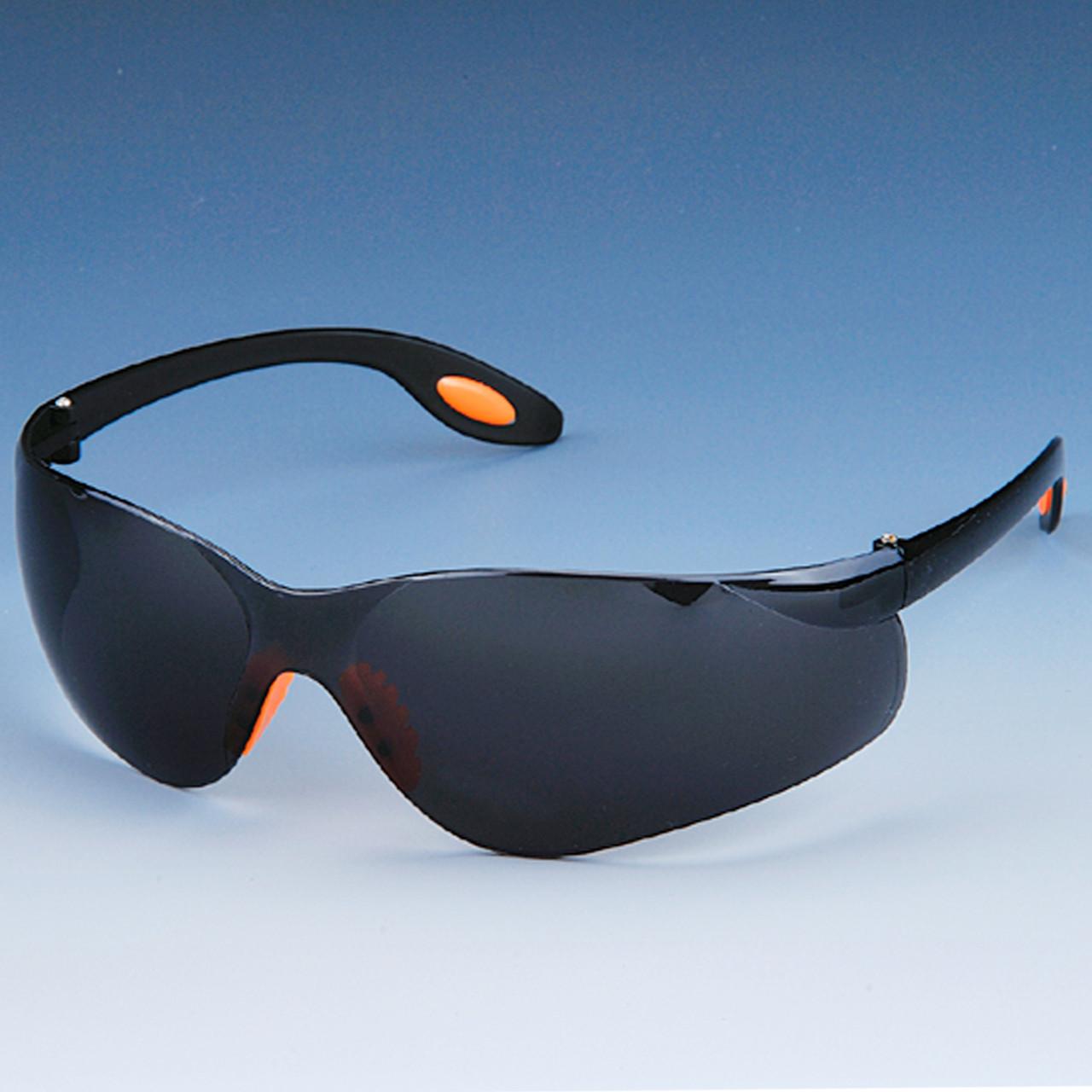 Очки защитные (антицарапина) SimplePro Smoke