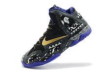 Баскетбольные кроссовки Nike LeBron 11 (XI) Elite черные, фото 2