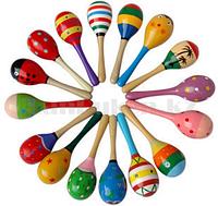 Музыкальный инструмент Маракасы в ассортименте (цена за 2 шт)