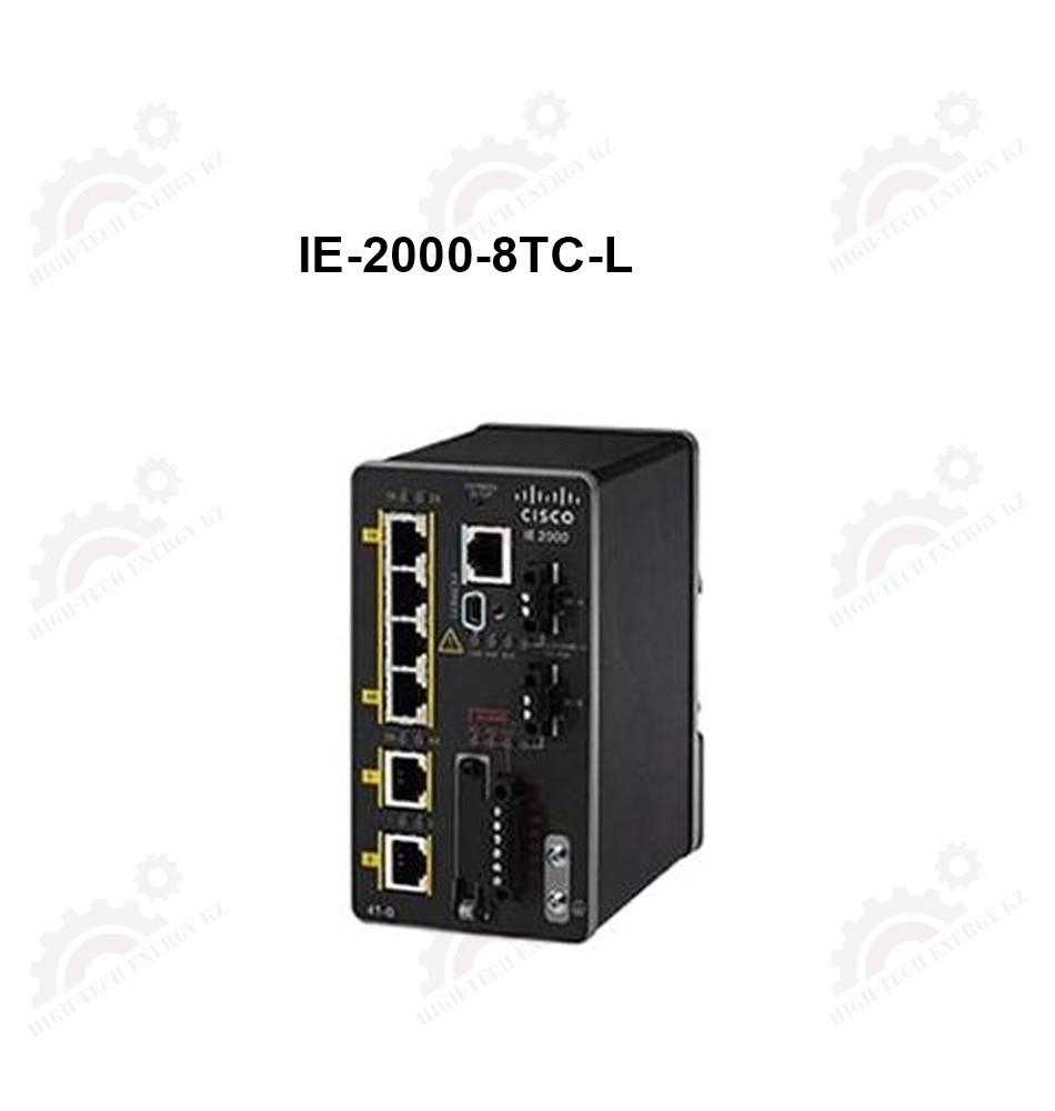 IE 8 10/100,2 FE SFP+2 T/SFP FE, Lite