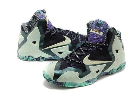 Баскетбольные кроссовки Nike LeBron 11 (XI) All Star, фото 2