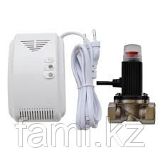 Сигнализатор контроля загазованности -САКЗ бытовой DN15