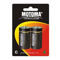Батарейки Мотома LR-LR14-2B