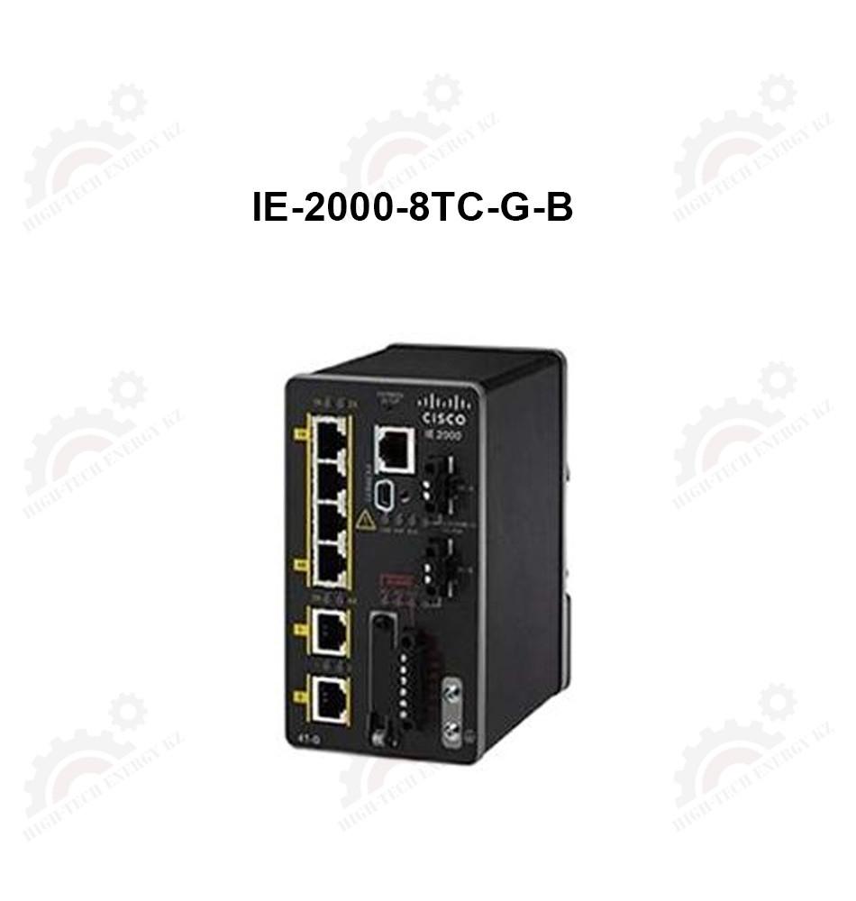 IE 8 10/100,2 T/SFP, Base