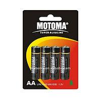 Батарейки Мотома LR-LR6-4B