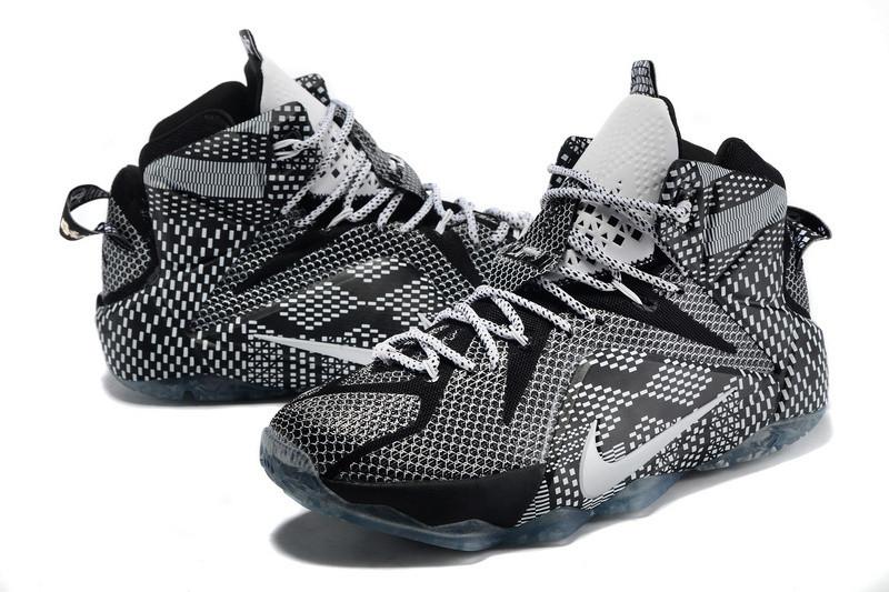 Баскетбольные кроссовки Nike Lebron 12 Elite Series