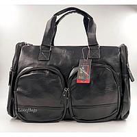 Кожаные дорожные спортивные сумки Sansi R-3 (8223)
