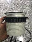 Удлинитель круглый врезной 3 розетки COMFORT (Schucko) 2xUSB 2,4A, провод 1,5м, алюминий GTV, фото 4