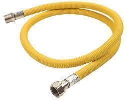 Сильфонный газовый шланг 0,8м
