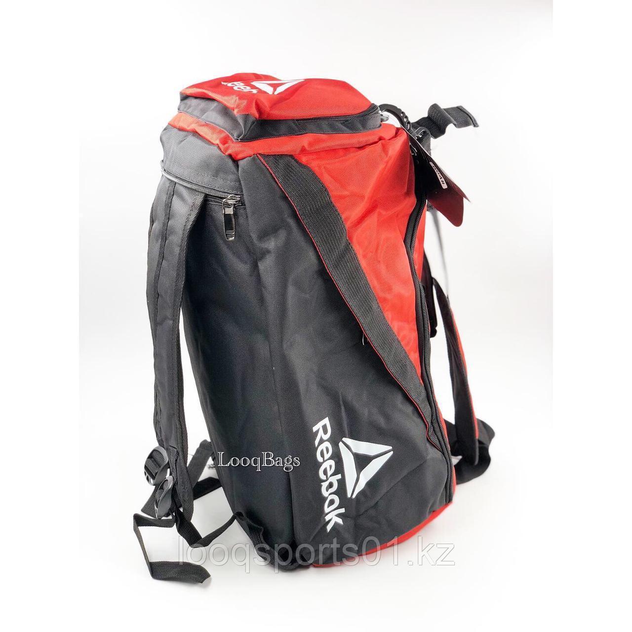 Спортивная сумка рюкзак (дорожные) Reebok 3в1 (508)