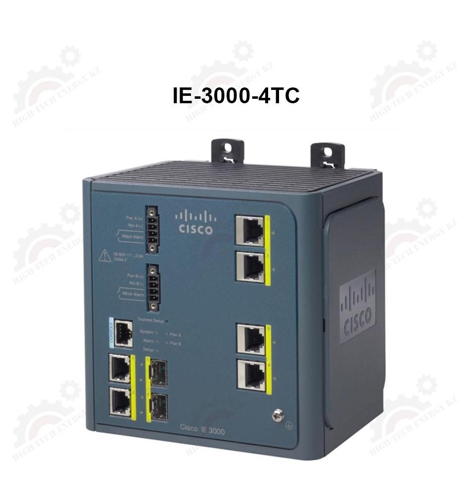 Промышленный коммутатор Ethernet 4 порта Ethernet 10/100