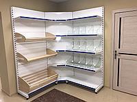 Хлебный стеллаж 2000*1000*500