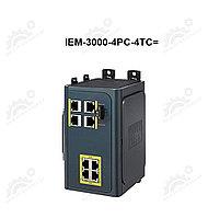 Модуль расширения PoE / PoE + для коммутаторов Cisco IE-3000-4TC и IE-3000-8TC