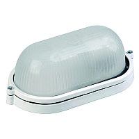 Светильник НПП1401 белый/овал 60Вт IP54  ИЭК