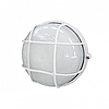Светильник НПП1302 белый/круг с реш.60Вт IP54  ИЭК