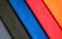 Ткань огнестойкая Мадейра -260. Цвет Василек.