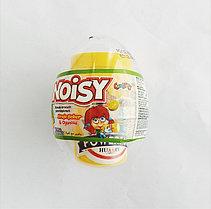 Яйцо с карамелью и игрушкой Громкоговоритель Noisy (12 шт в упаковке)