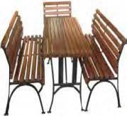 Паркоавая мебель Лп-0070