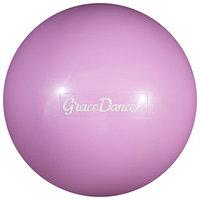 Мяч для художественной гимнастики 16,5 см, 280 г, цвет сиреневый